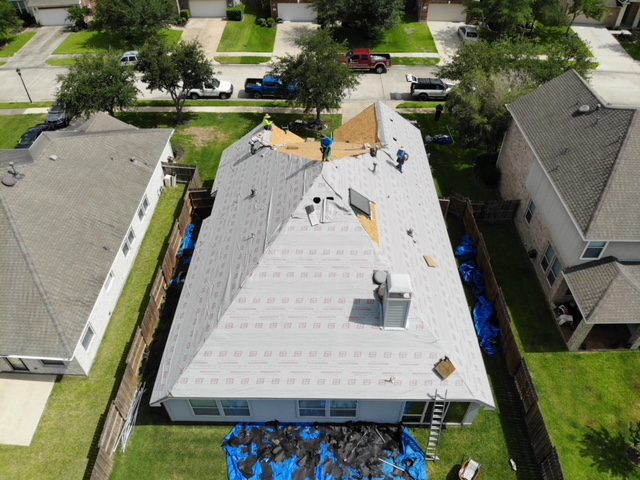 PROJECT: PEARLAND, TX –  JULY 18, 2018
