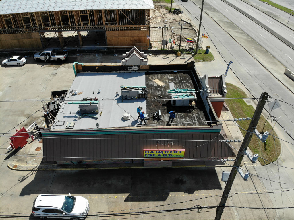 PROJECT: HOUSTON TX  – OCTOBER 10, 2018 - Handal's Roofing