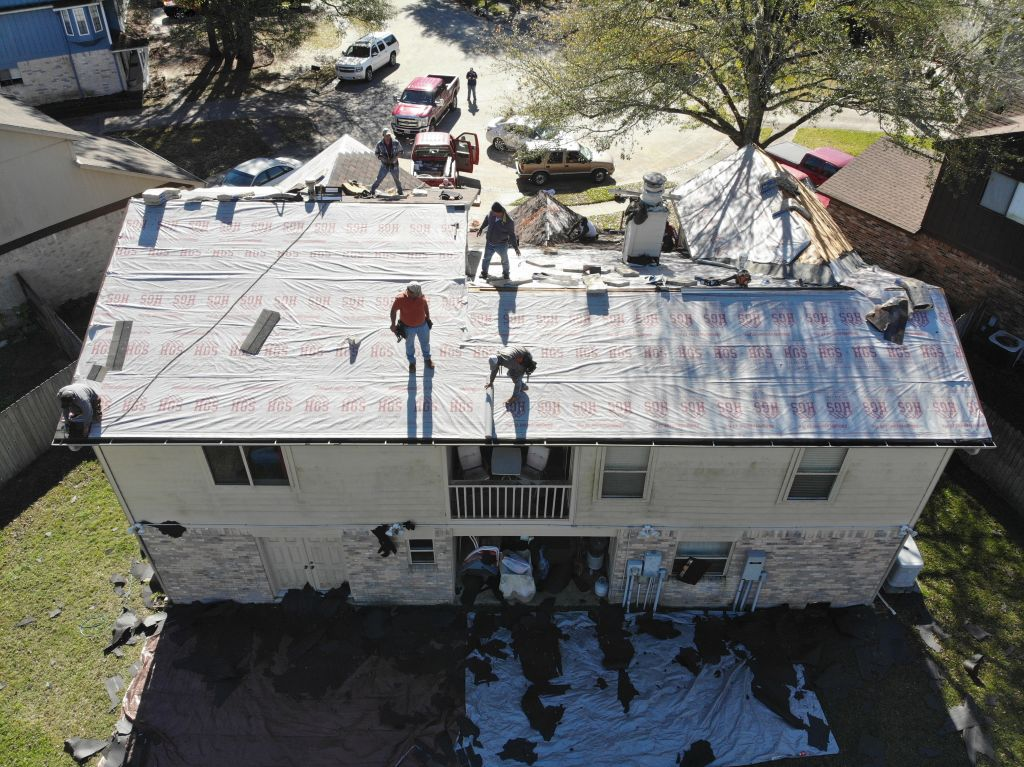 Project Humble Tx November 14 2018 Handal S Roofing