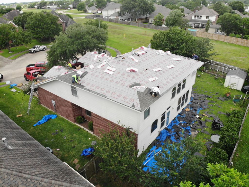 Project Pearland Tx May 22 2019 Handal S Roofing