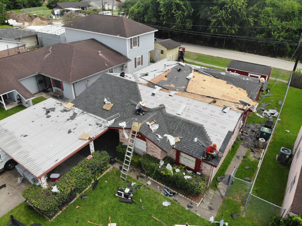 Project Houston Tx Jul 20 2019 Handal S Roofing