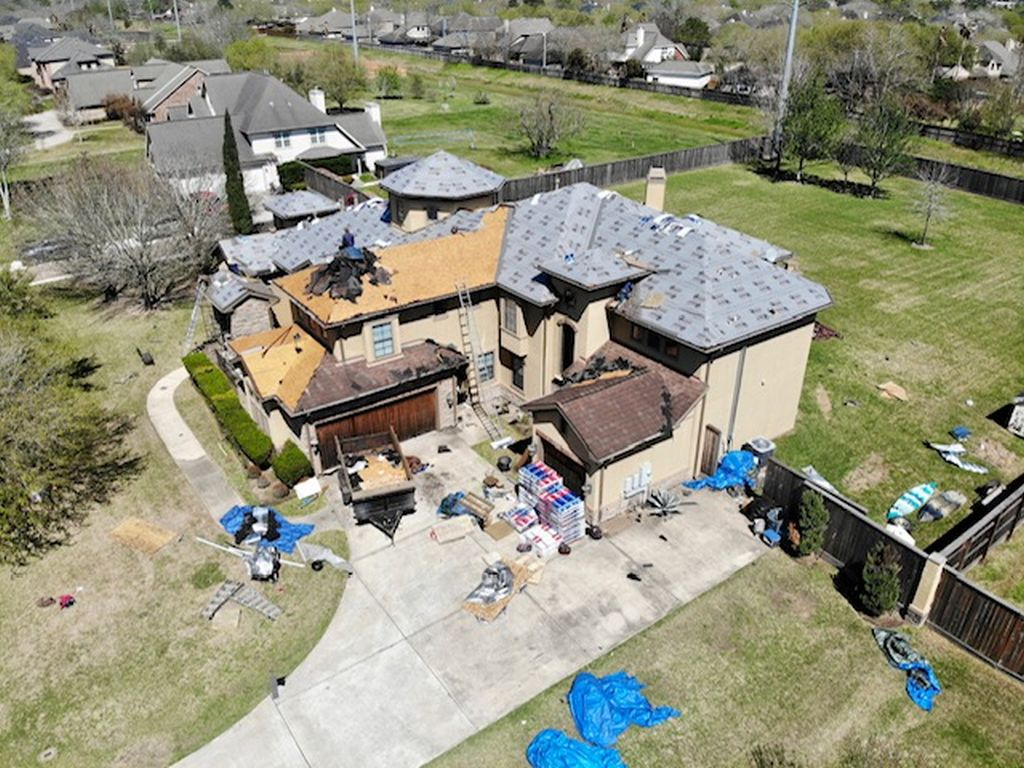PROJECT: FRIENDSWOOD, TX.