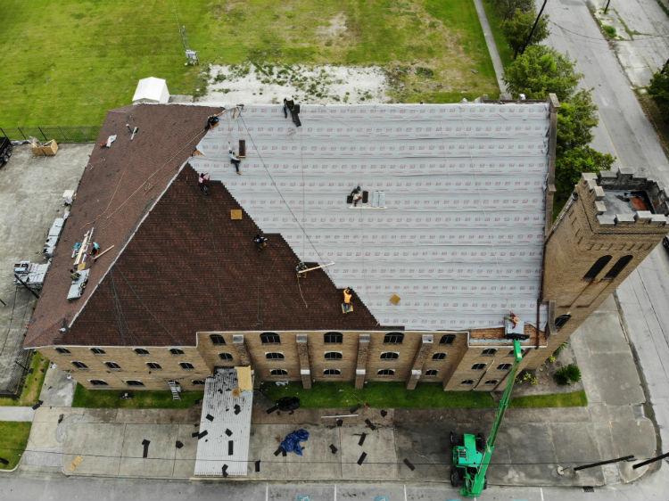 Synthetic Underlayment Vs Asphalt Felt Handal S Roofing