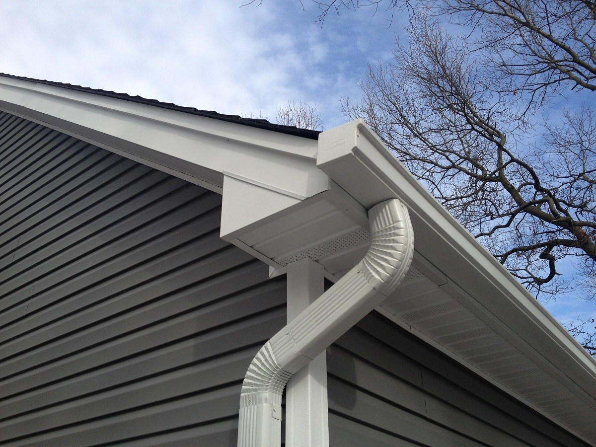 What Are Seamless Gutters Handal S Roofing Llc Local